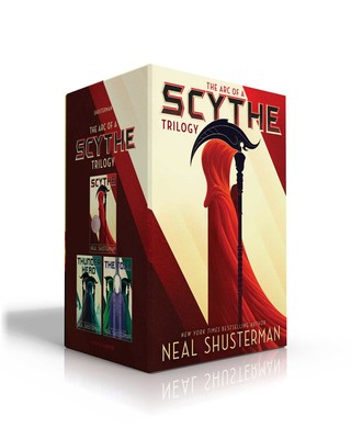 Arc of a Scythe Trilogy