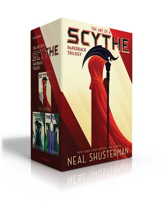 Arc of a Scythe Paperback Trilogy