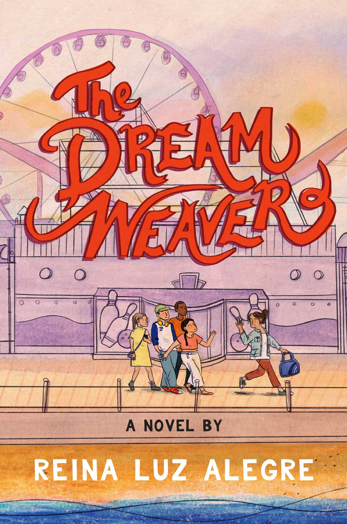 The Dream Weaver Book By Reina Luz Alegre Official Publisher