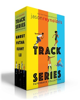 Jason Reynolds's Track Series Paperback Collection