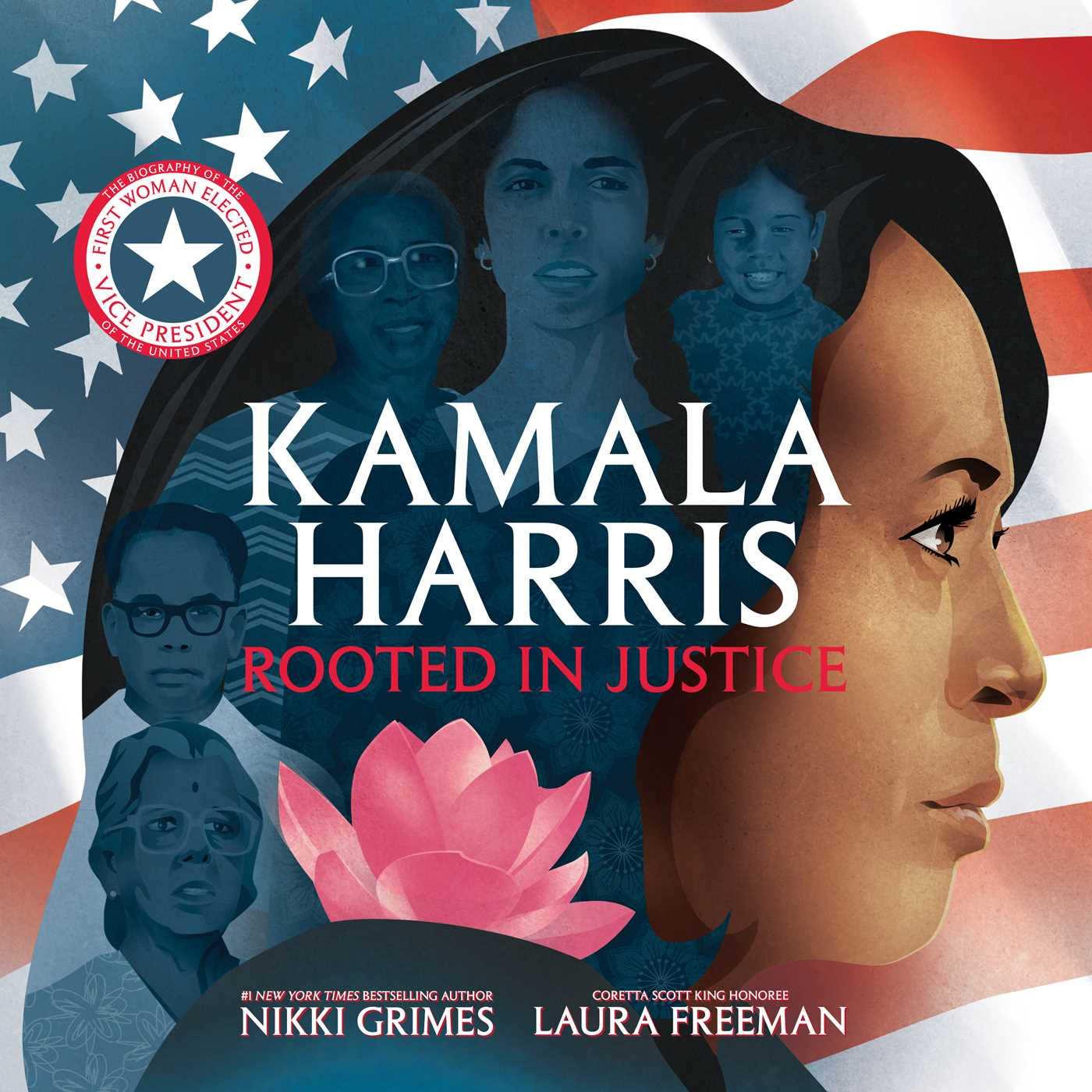 Kamala Harris Book By Nikki Grimes Laura Freeman Official Publisher Page Simon Schuster