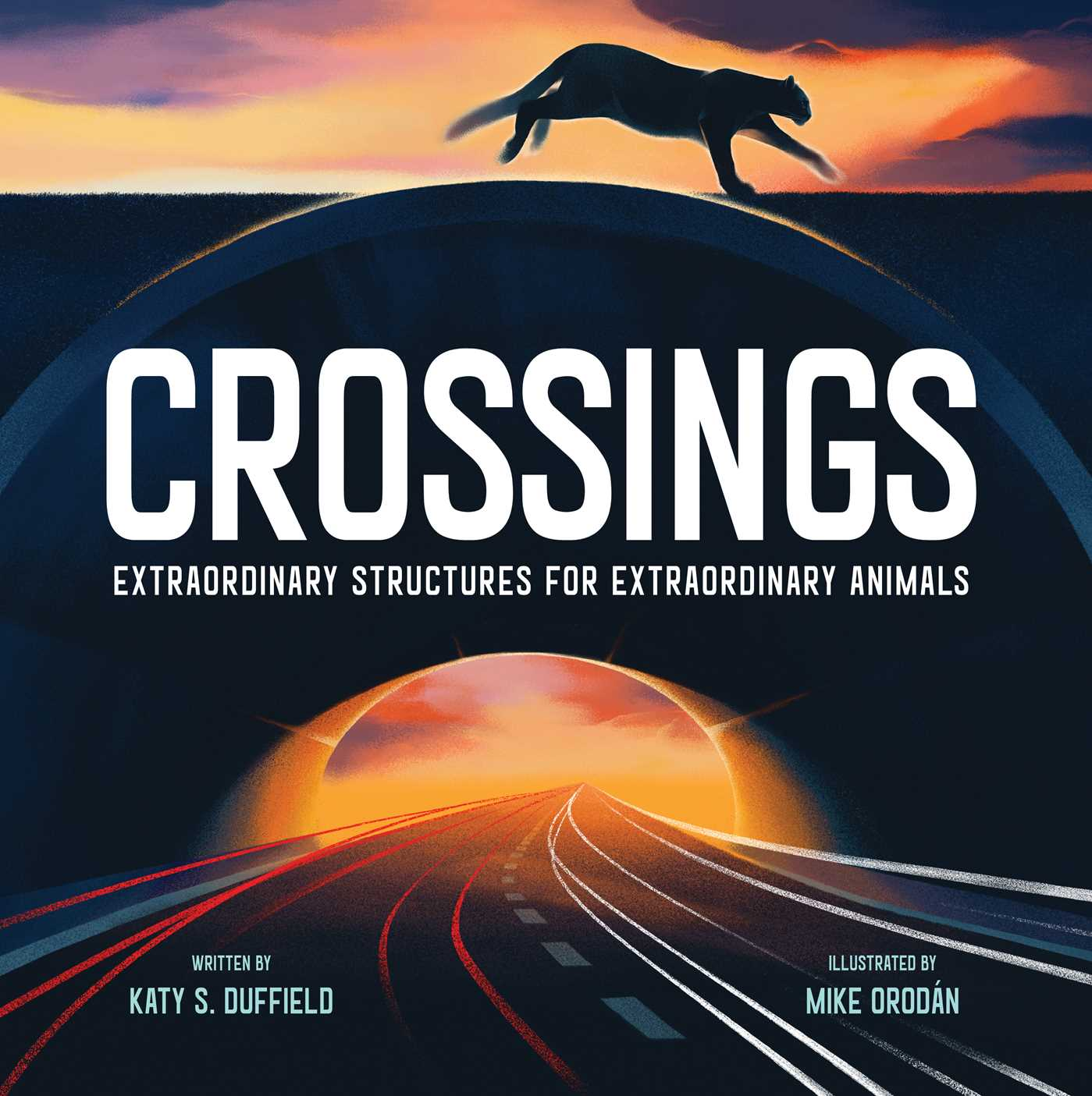 Crossings | Book by Katy S. Duffield, Mike Orodán | Official Publisher Page  | Simon & Schuster