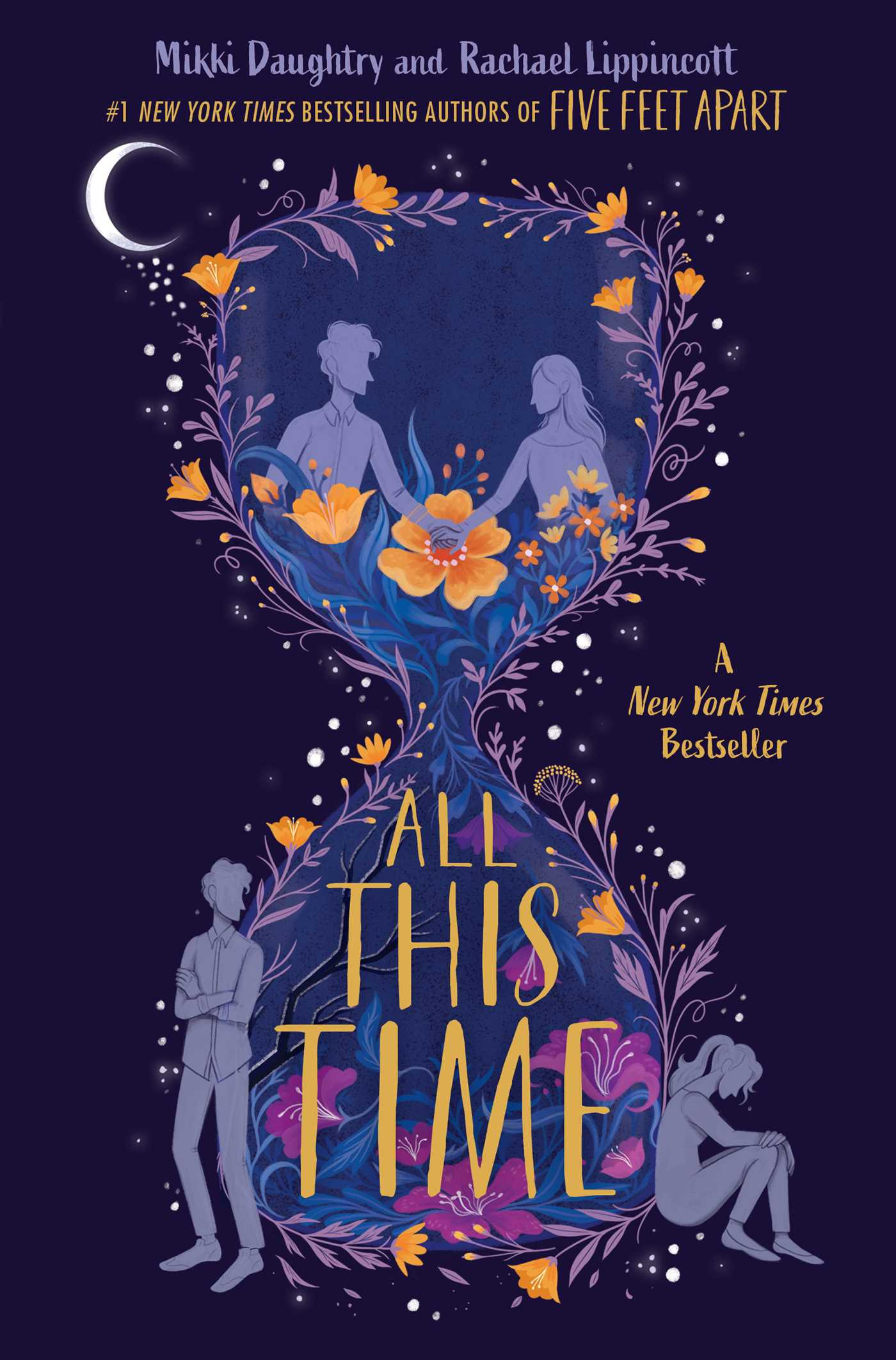 All This Time | Book by Mikki Daughtry, Rachael Lippincott | Official  Publisher Page | Simon & Schuster