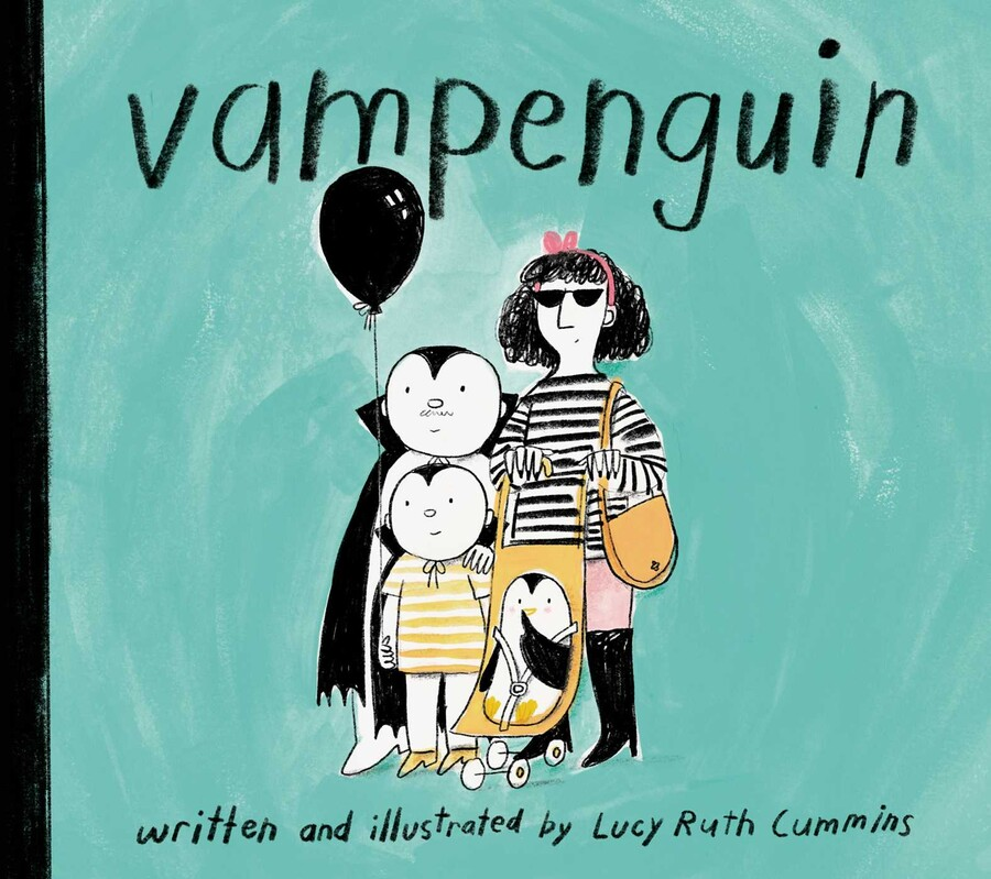 Vampenguin | Book by Lucy Ruth Cummins | Official Publisher Page | Simon &  Schuster