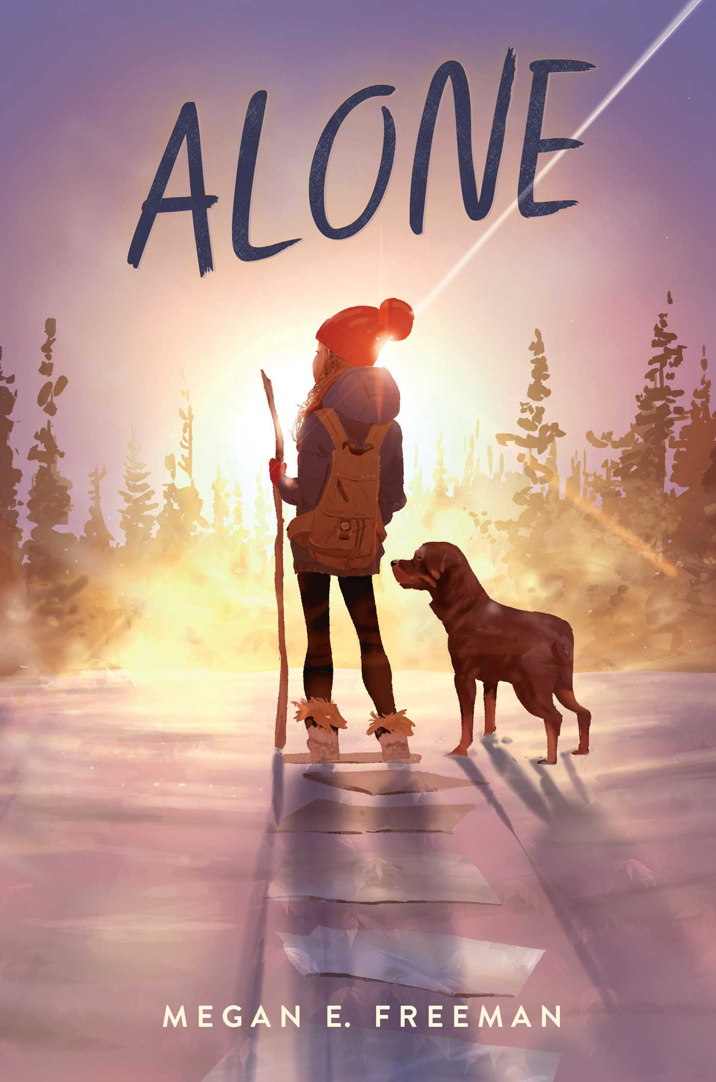 Top 2021 Releases: Alone | Book by Megan E. Freeman