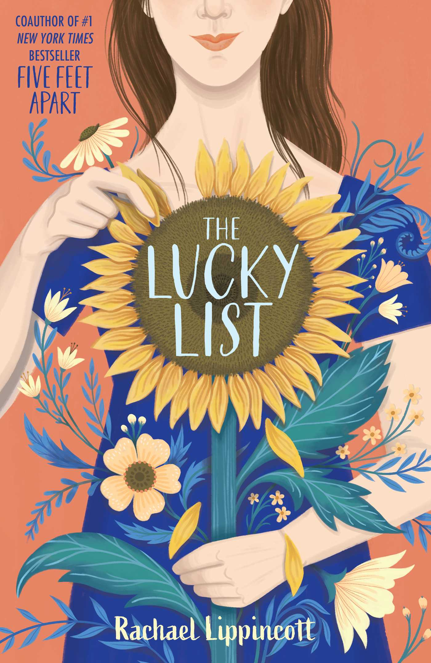 The Lucky List | Book by Rachael Lippincott | Official Publisher Page |  Simon & Schuster