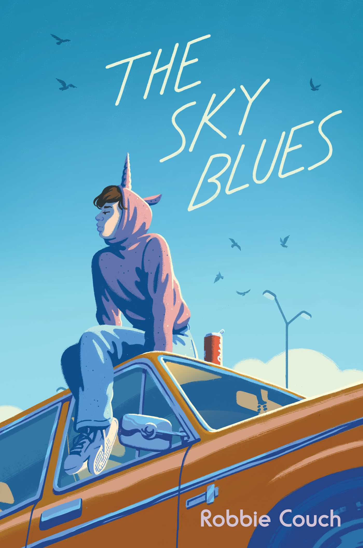 The Sky Blues | Book by Robbie Couch | Official Publisher Page | Simon &  Schuster