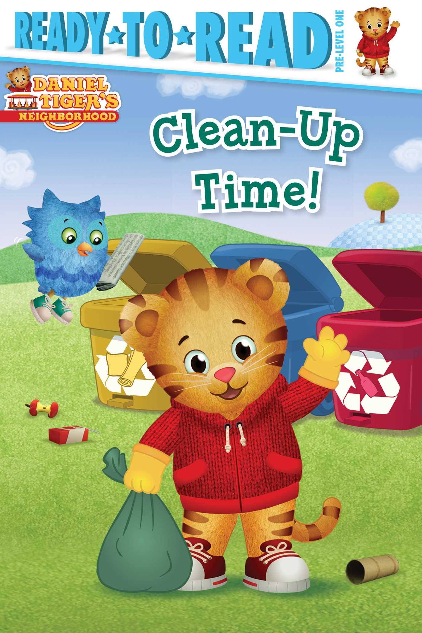 Clean-Up Time! | Book by Patty Michaels, Jason Fruchter | Official  Publisher Page | Simon & Schuster