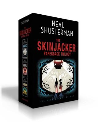 Skinjacker Paperback Trilogy