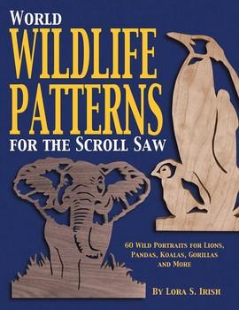 Scroll saw handbook with patterns