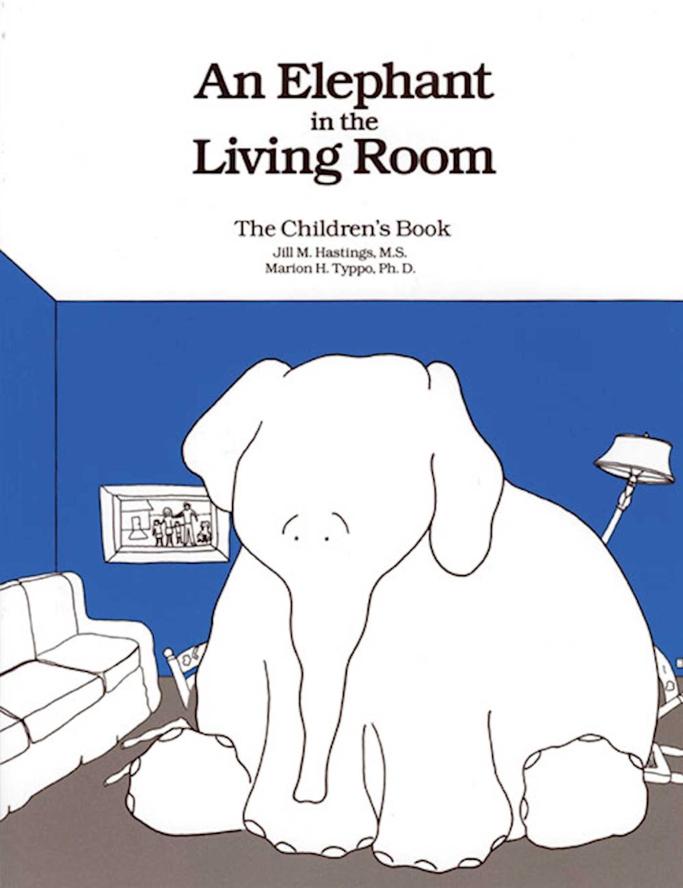 An Elephant In The Living Room Book