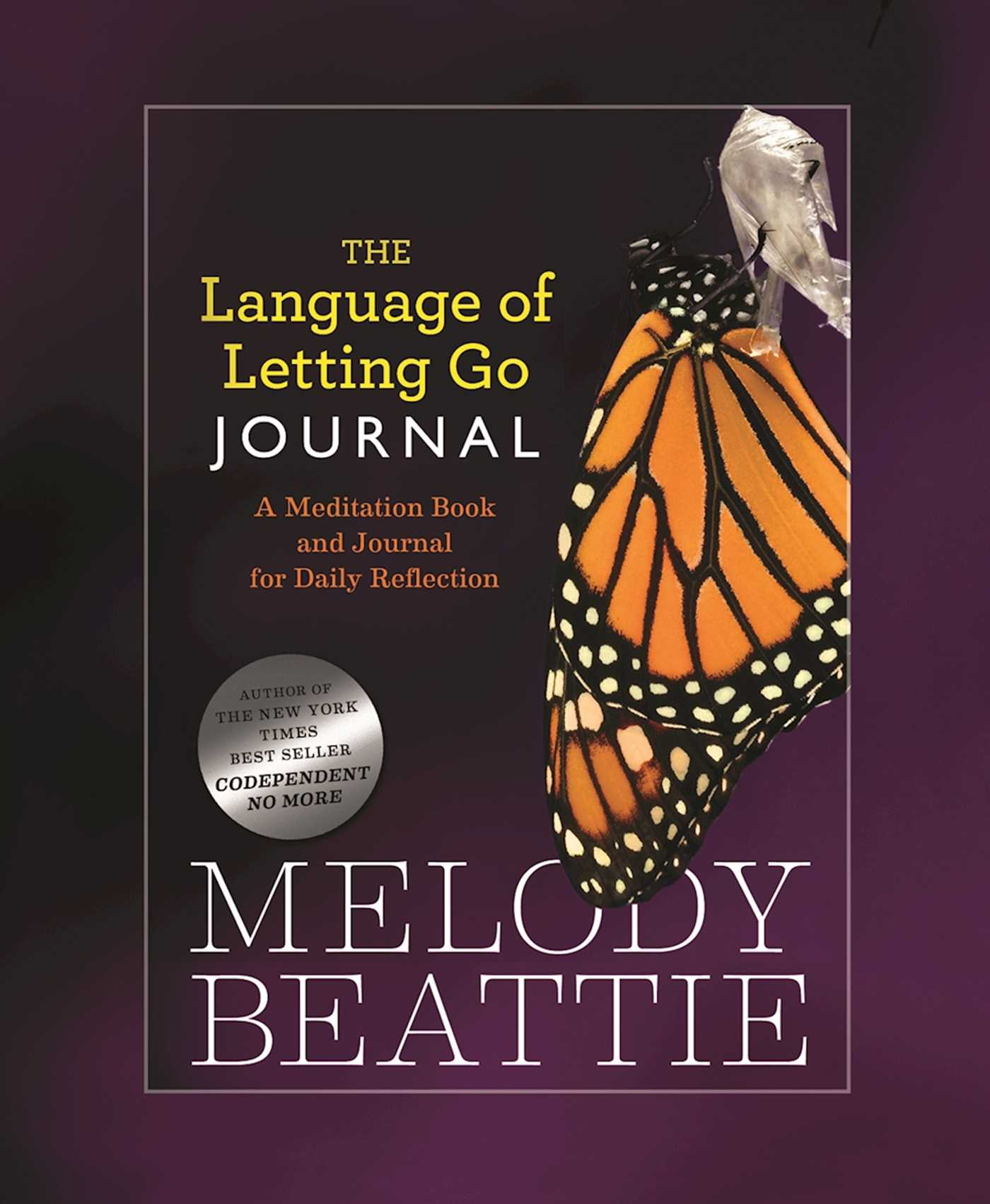 The language of letting go journal 9781568389844 hr