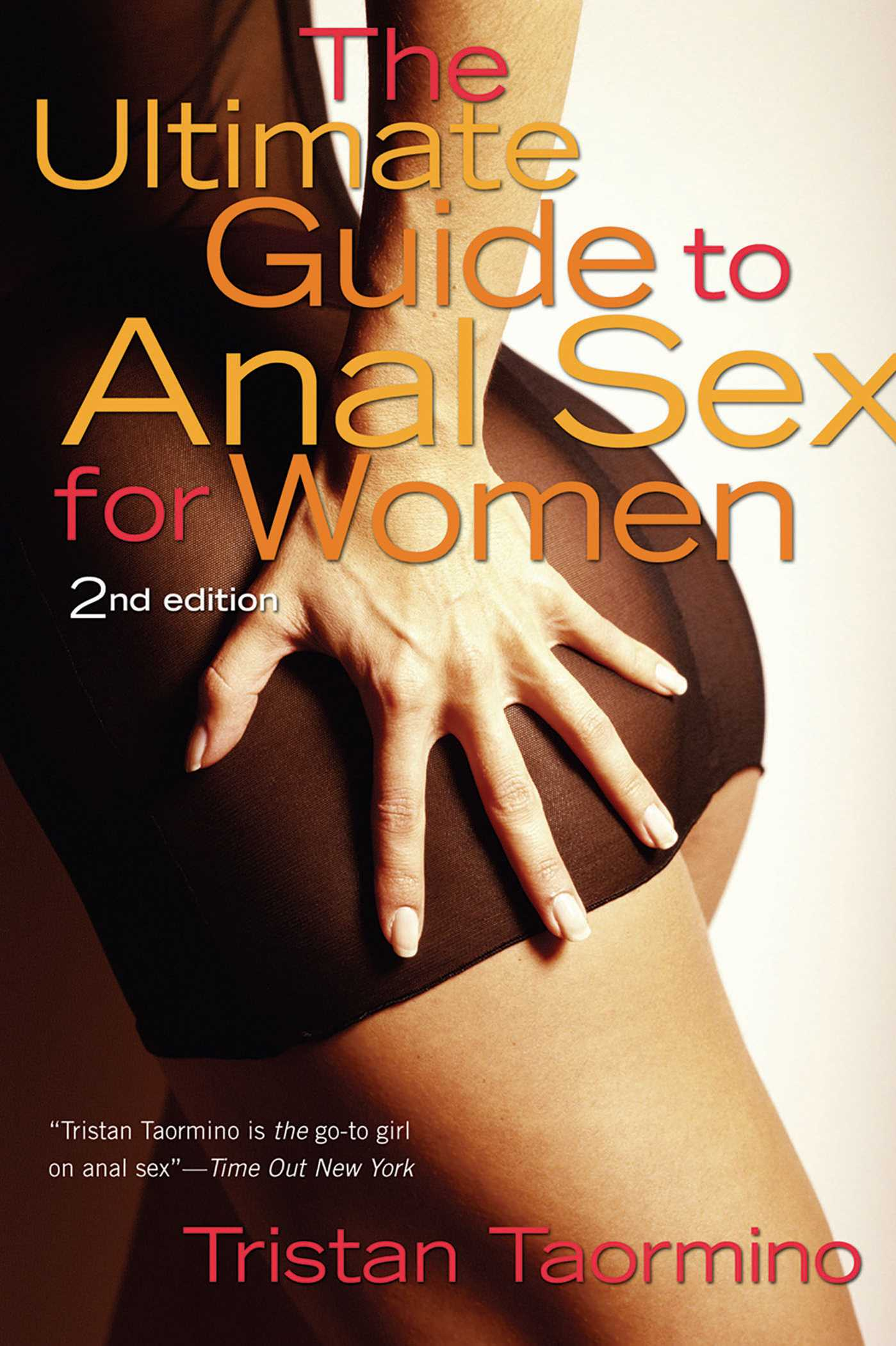 Ultimate guide to anal sex for women 1