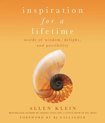 Inspiration for a Lifetime