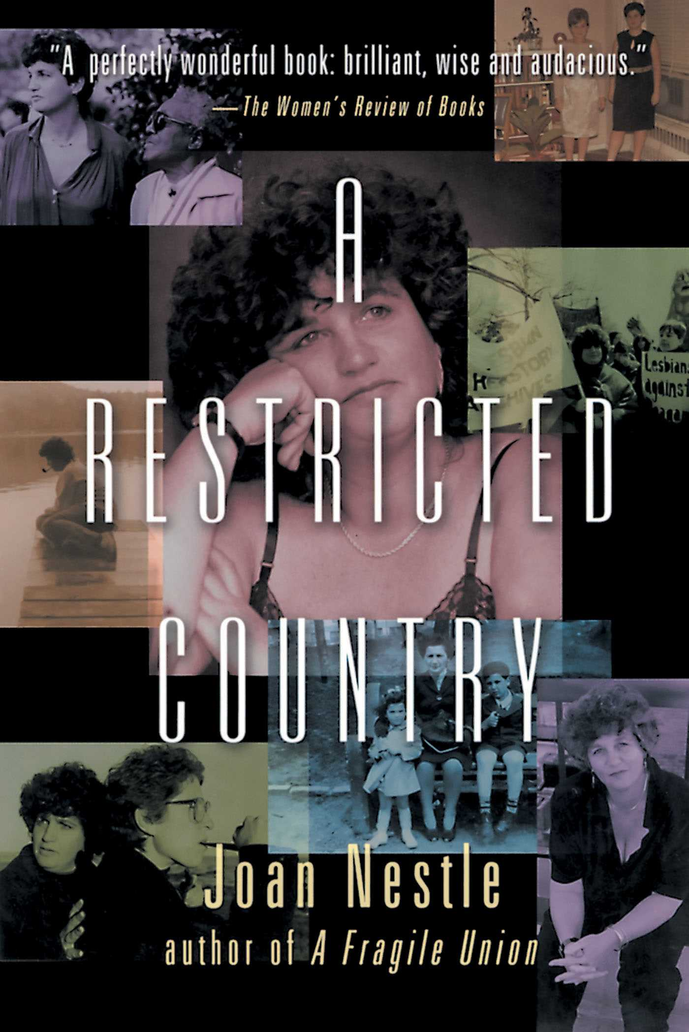 A restricted country 9781573448109 hr