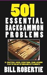 501 Backgammon Problems