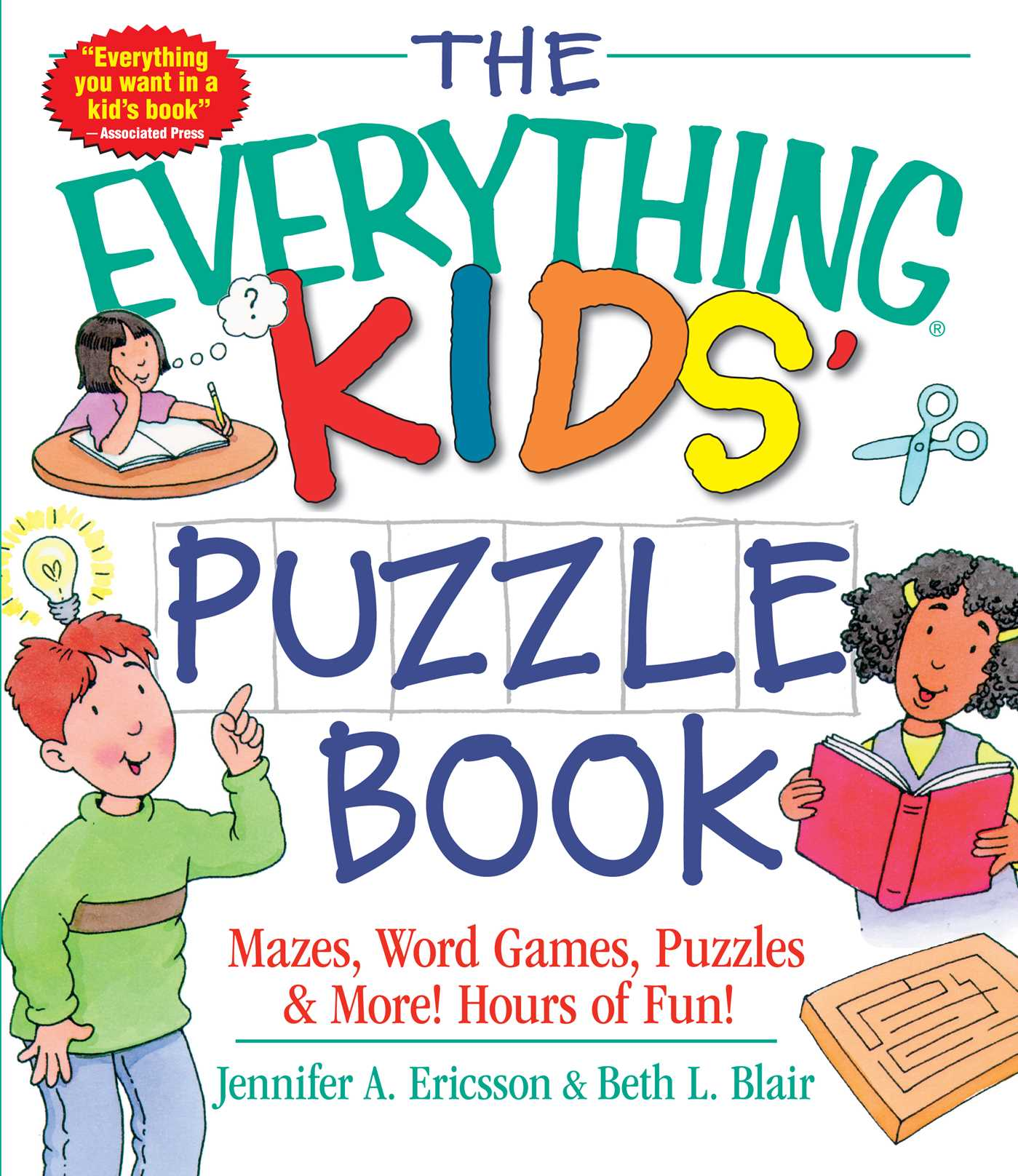 Puzzles for children: a selection of sites