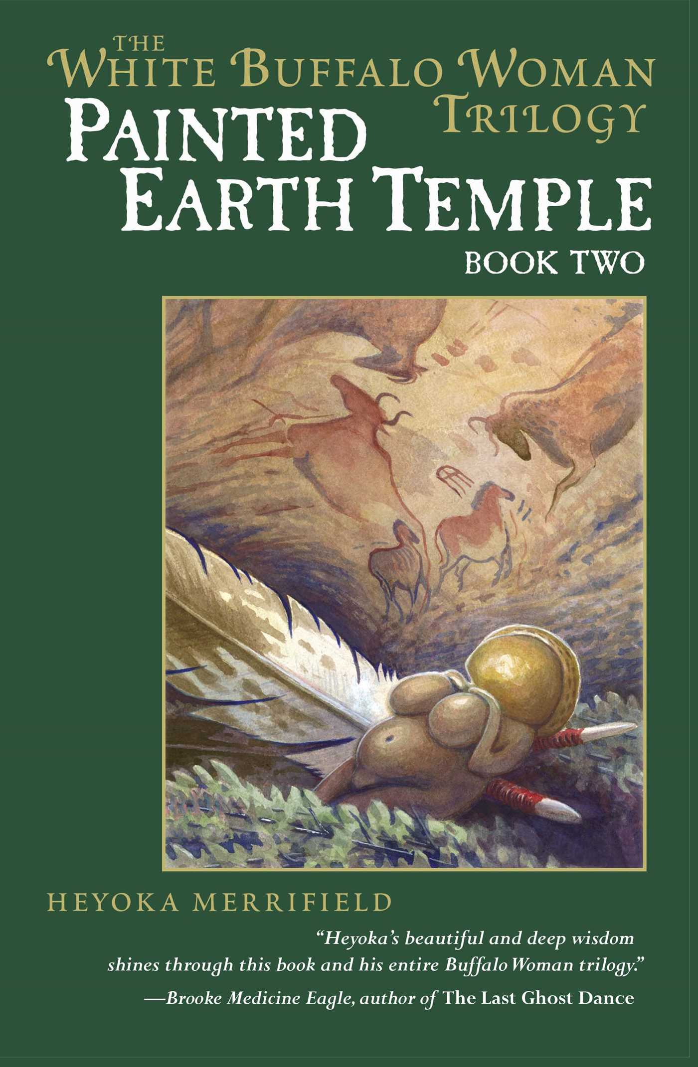 Painted earth temple 9781582701523 hr