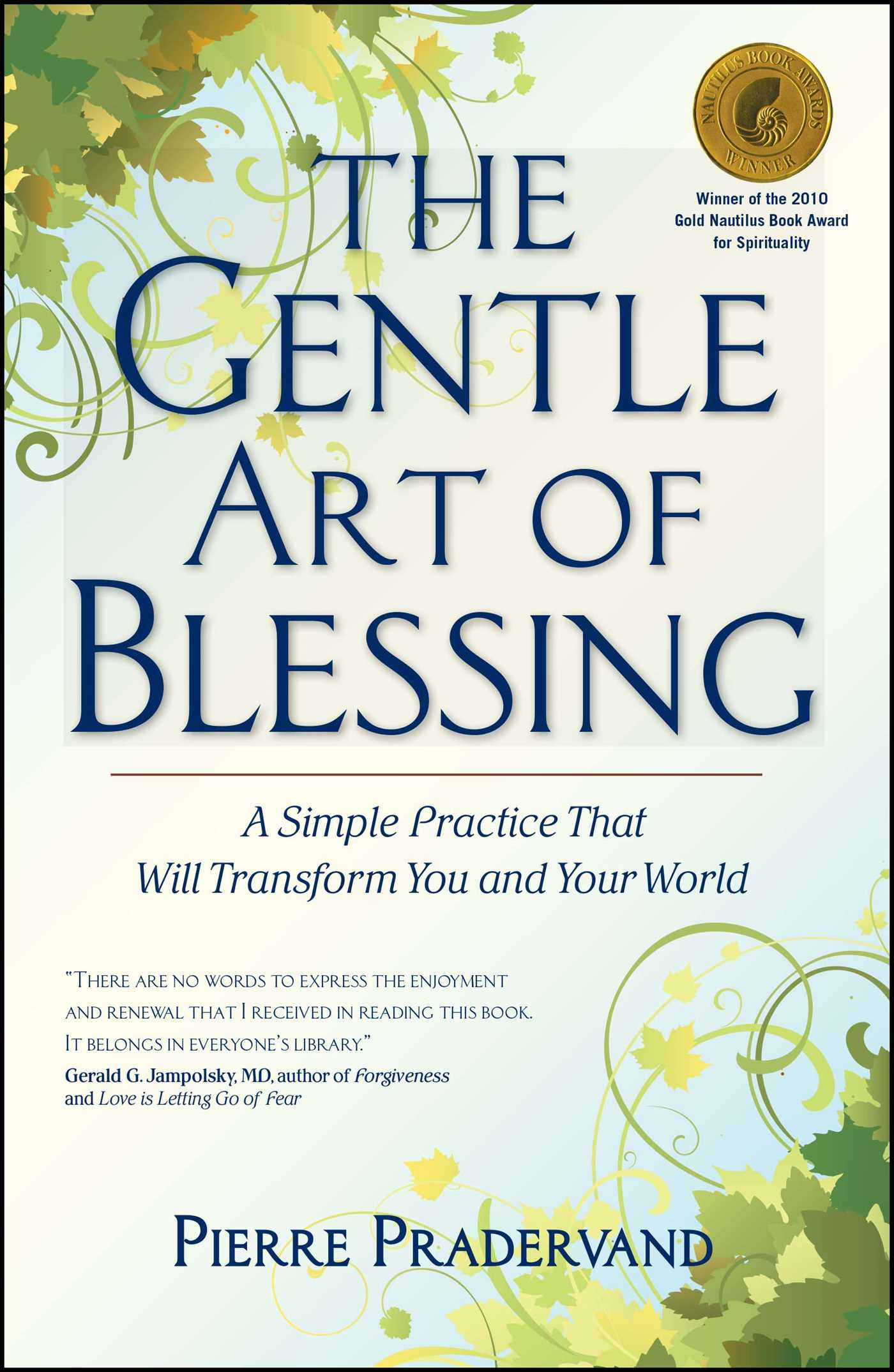 The gentle art of blessing 9781582702421 hr