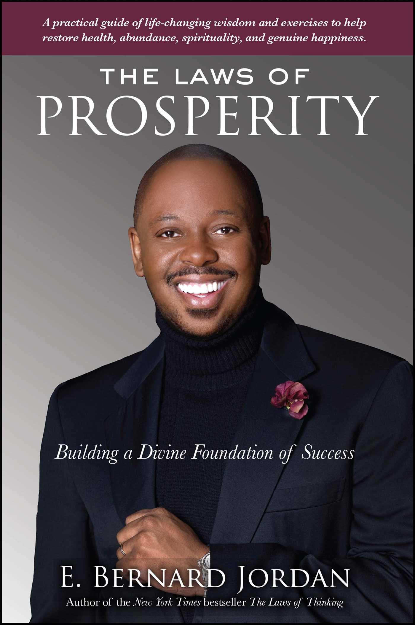 The laws of prosperity 9781582703176 hr