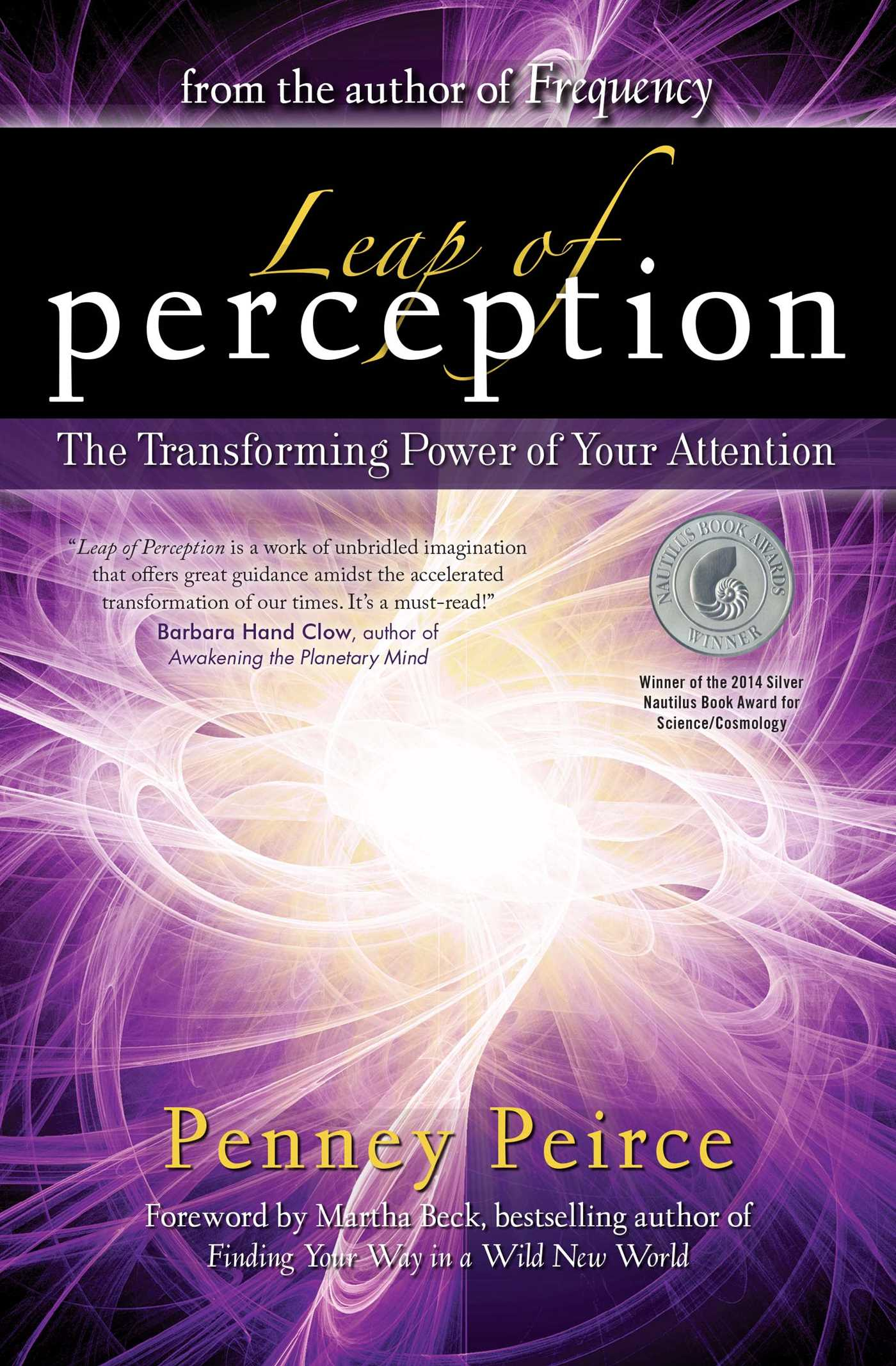 Leap of perception 9781582703916 hr