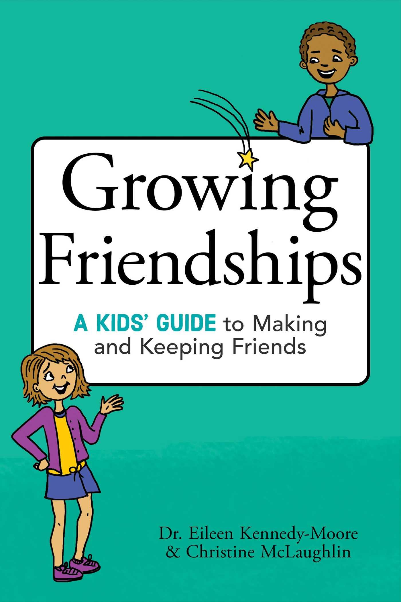 Growing friendships 9781582705880 hr