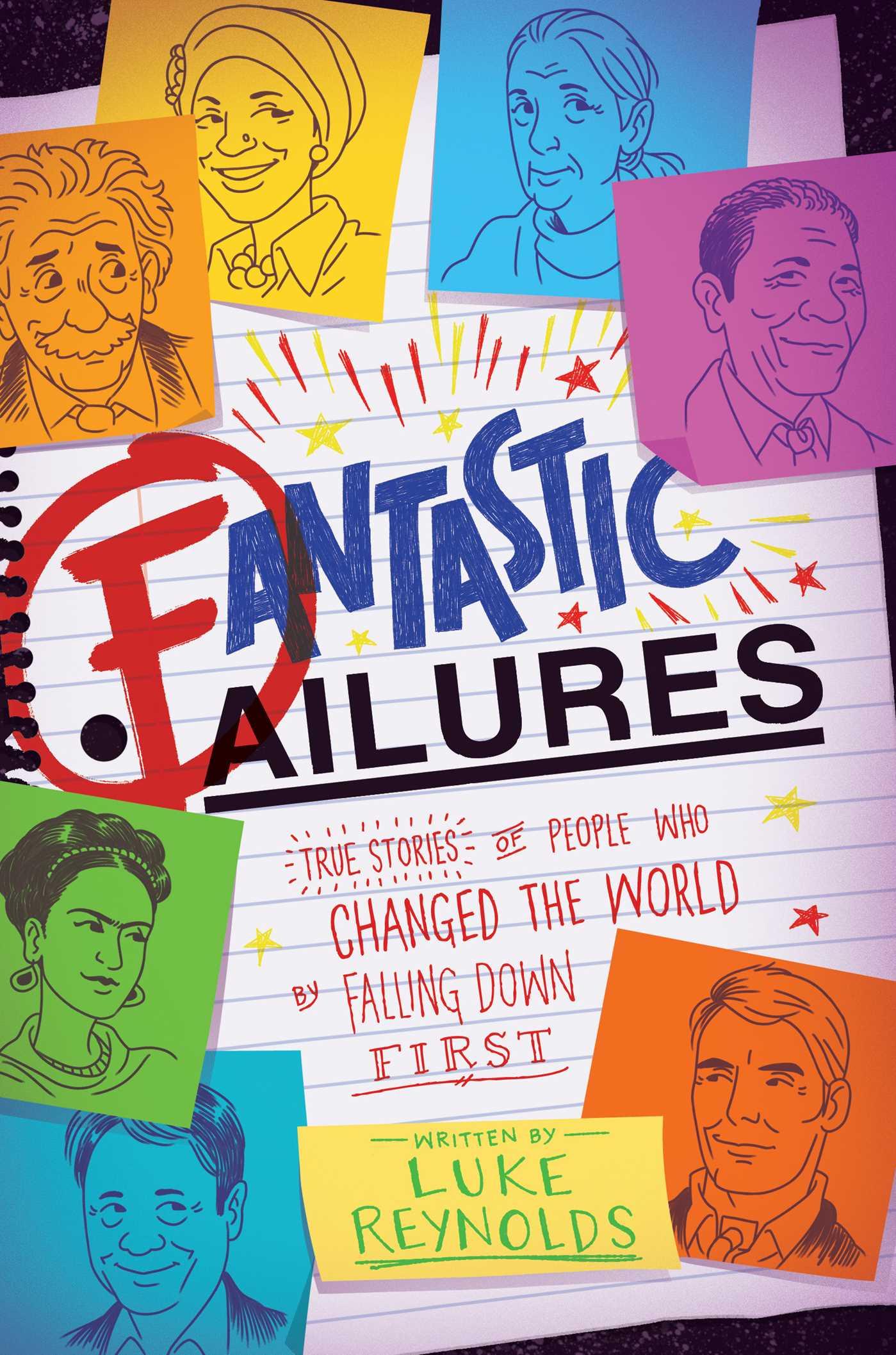 Fantastic failures 9781582706658 hr