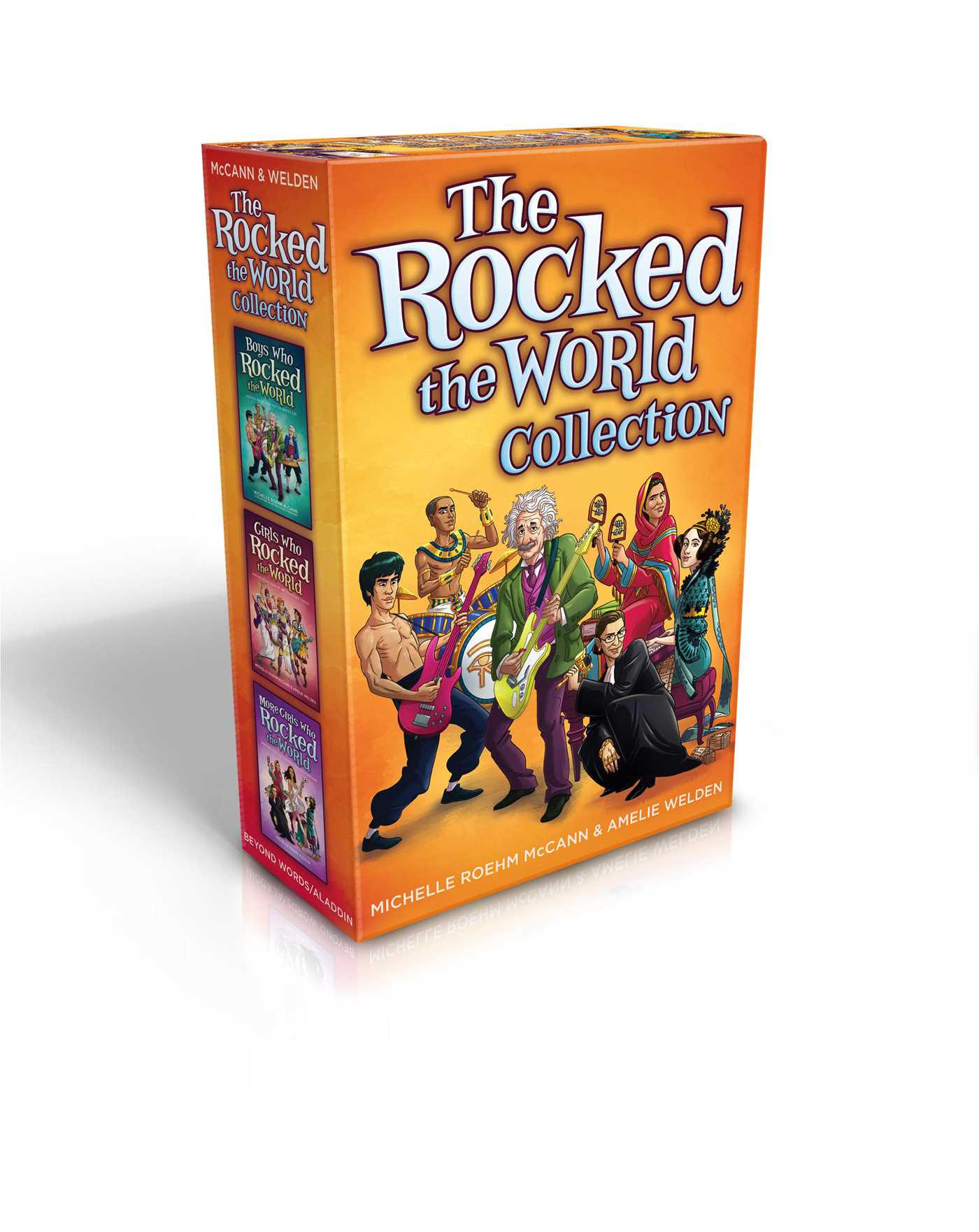 The rocked the world collection 9781582706795 hr