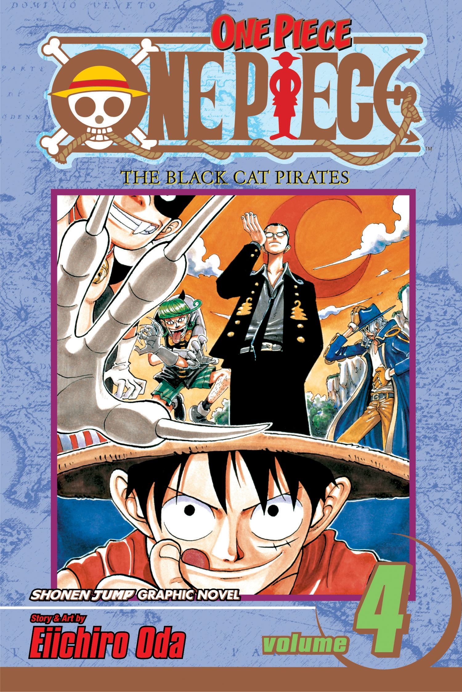 One Piece Staffel 7