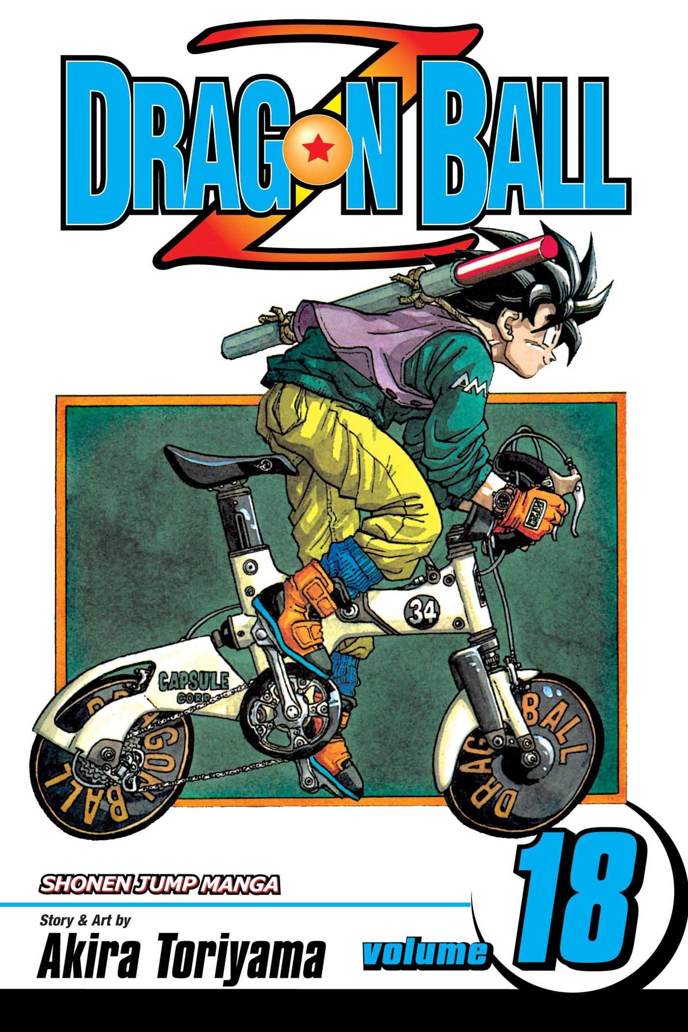 Dragon Ball Z Vol 18 Book By Akira Toriyama Official Publisher Page Simon Schuster