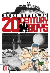 Naoki Urasawa's 20th Century Boys, Vol. 1