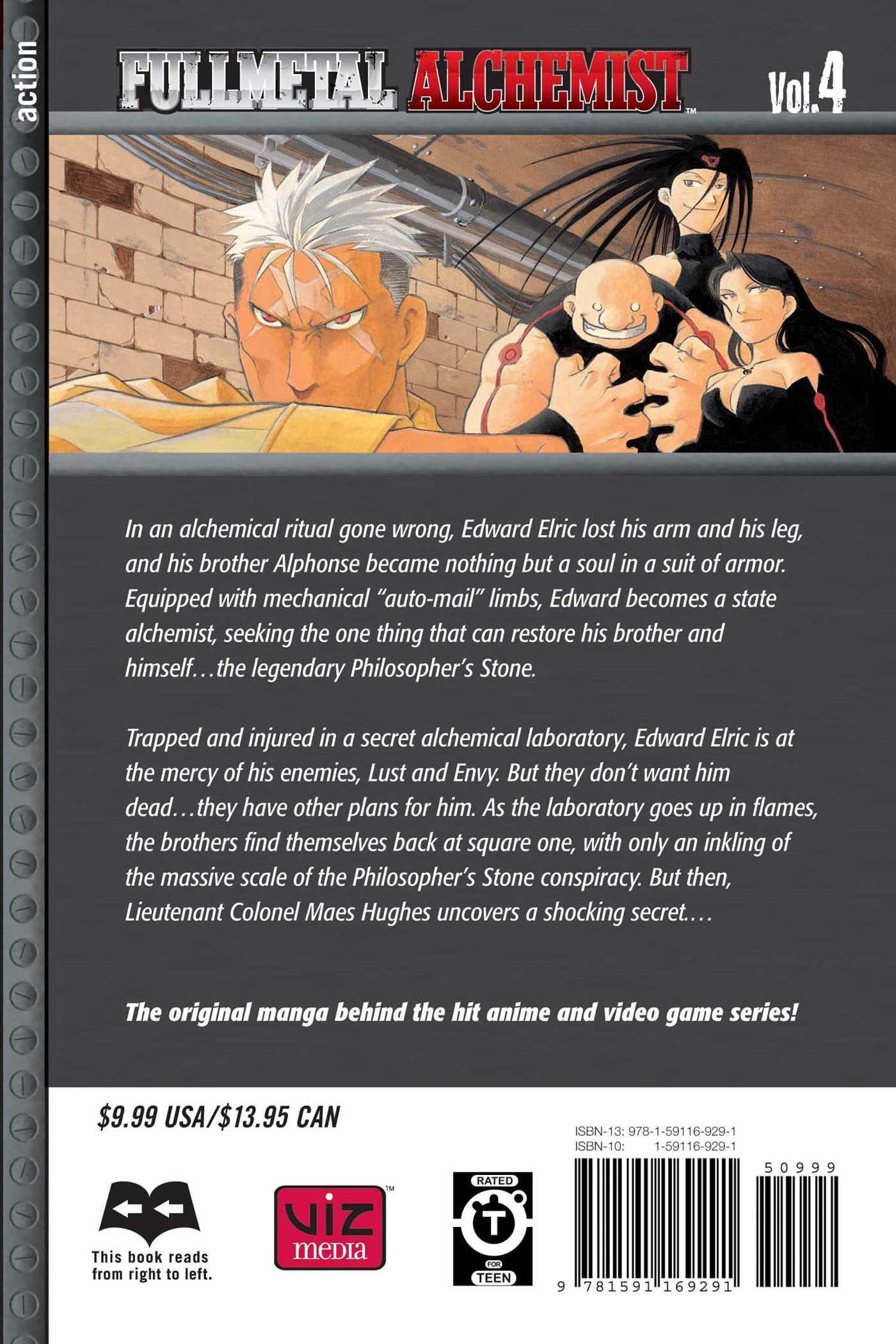 Fullmetal Alchemist, Vol. 4 | Book by Hiromu Arakawa ...