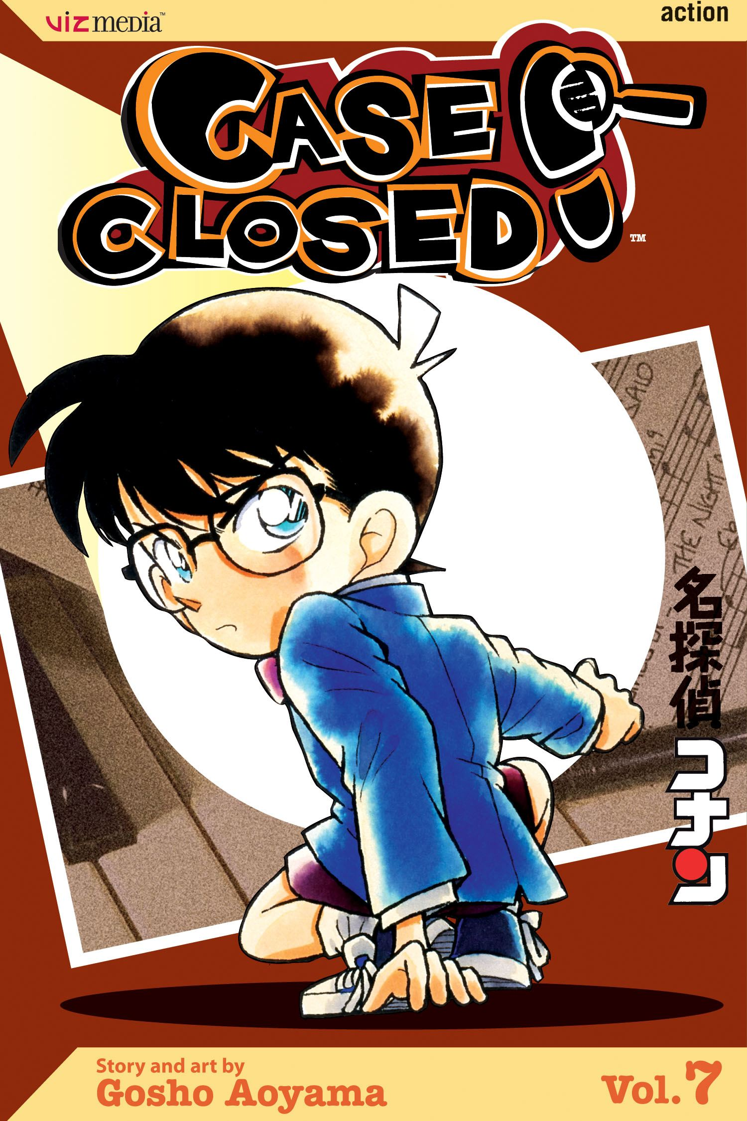Ebook Case Closed Vol 10 By Gosho Aoyama
