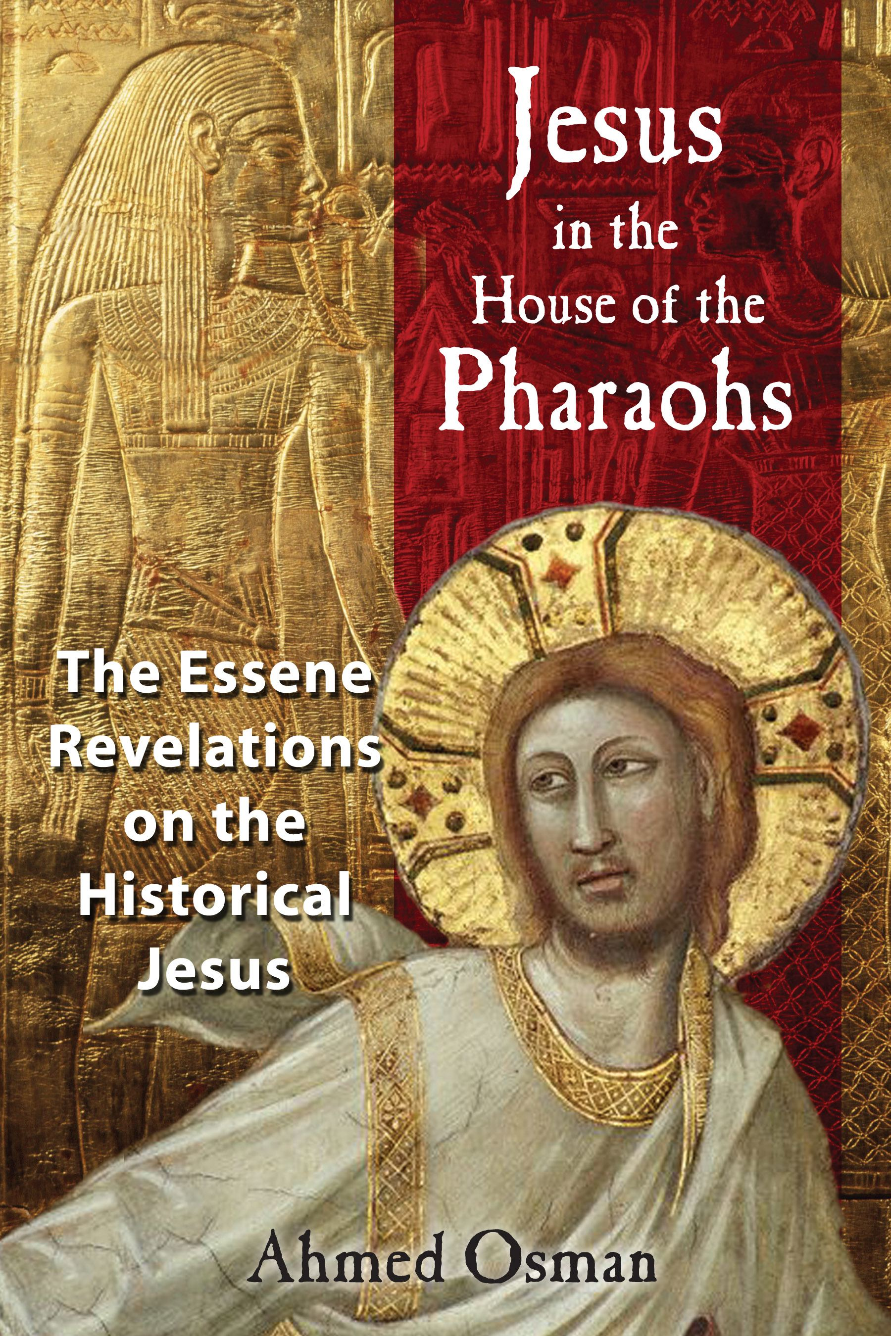 Book Cover Image (jpg): Jesus in the House of the Pharaohs