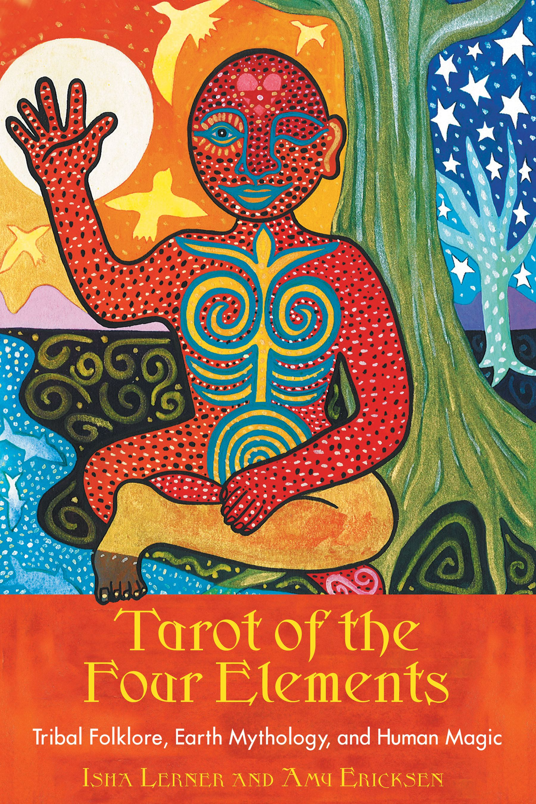 Tarot of the four elements 9781591430308 hr