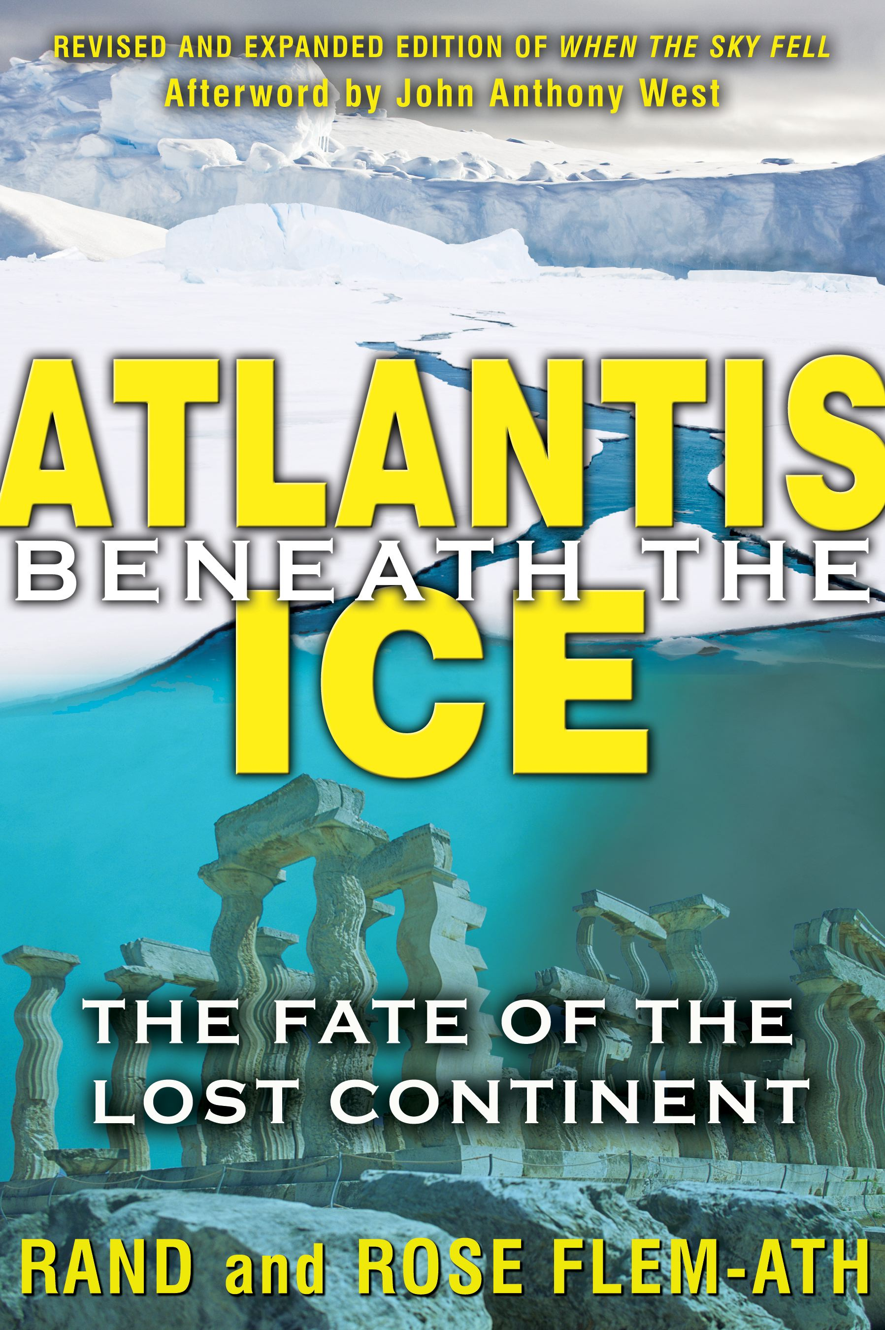 Atlantis beneath the ice book by rand flem ath rose flem ath atlantis beneath the ice 9781591431374 hr malvernweather Images
