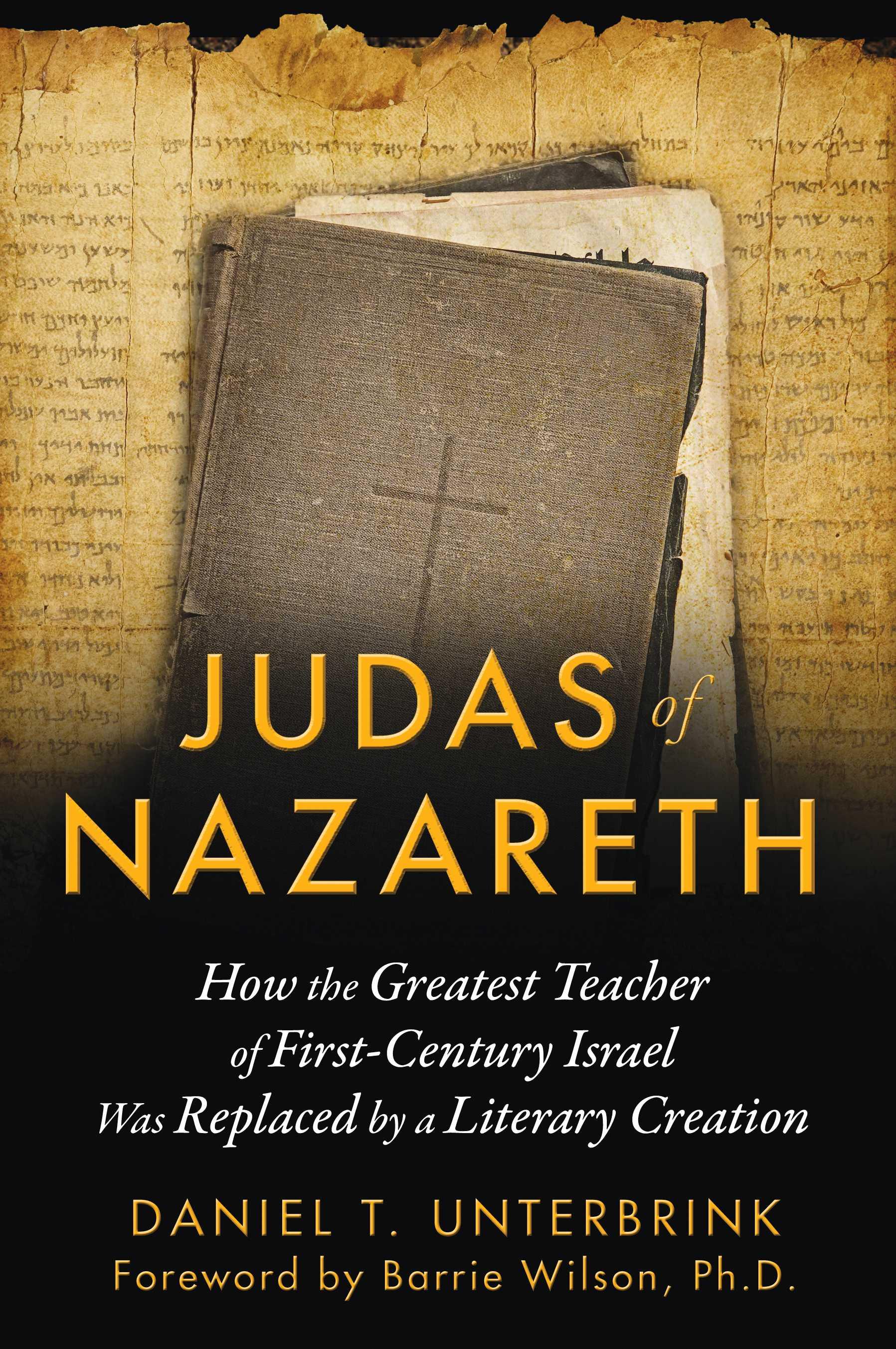 Judas of nazareth 9781591431824 hr