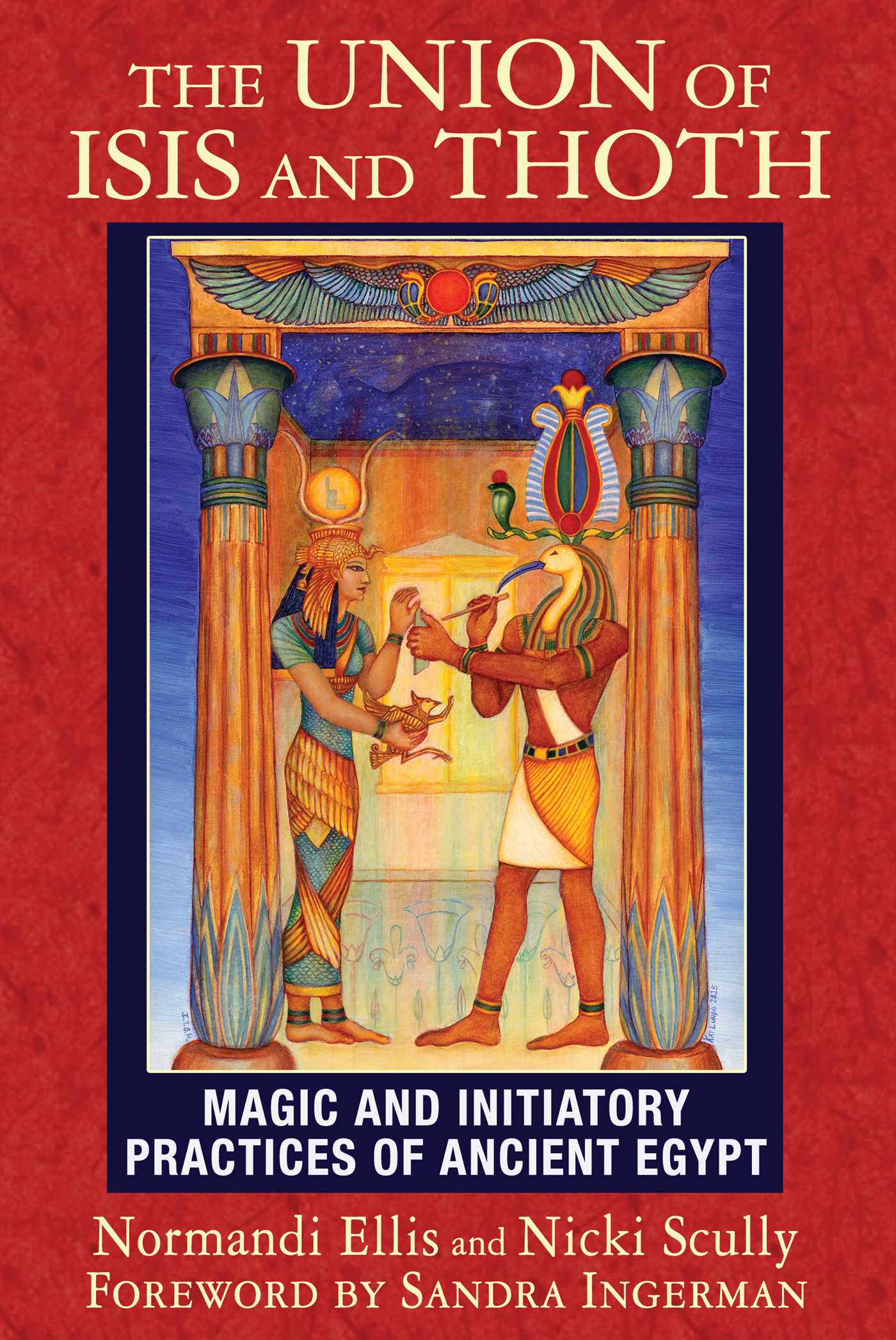 File Thoth Tarot Cards Box Jpg: The Union Of Isis And Thoth