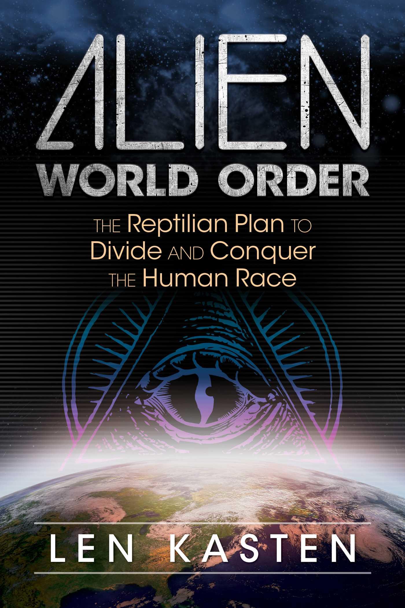 Alien world order 9781591432395 hr