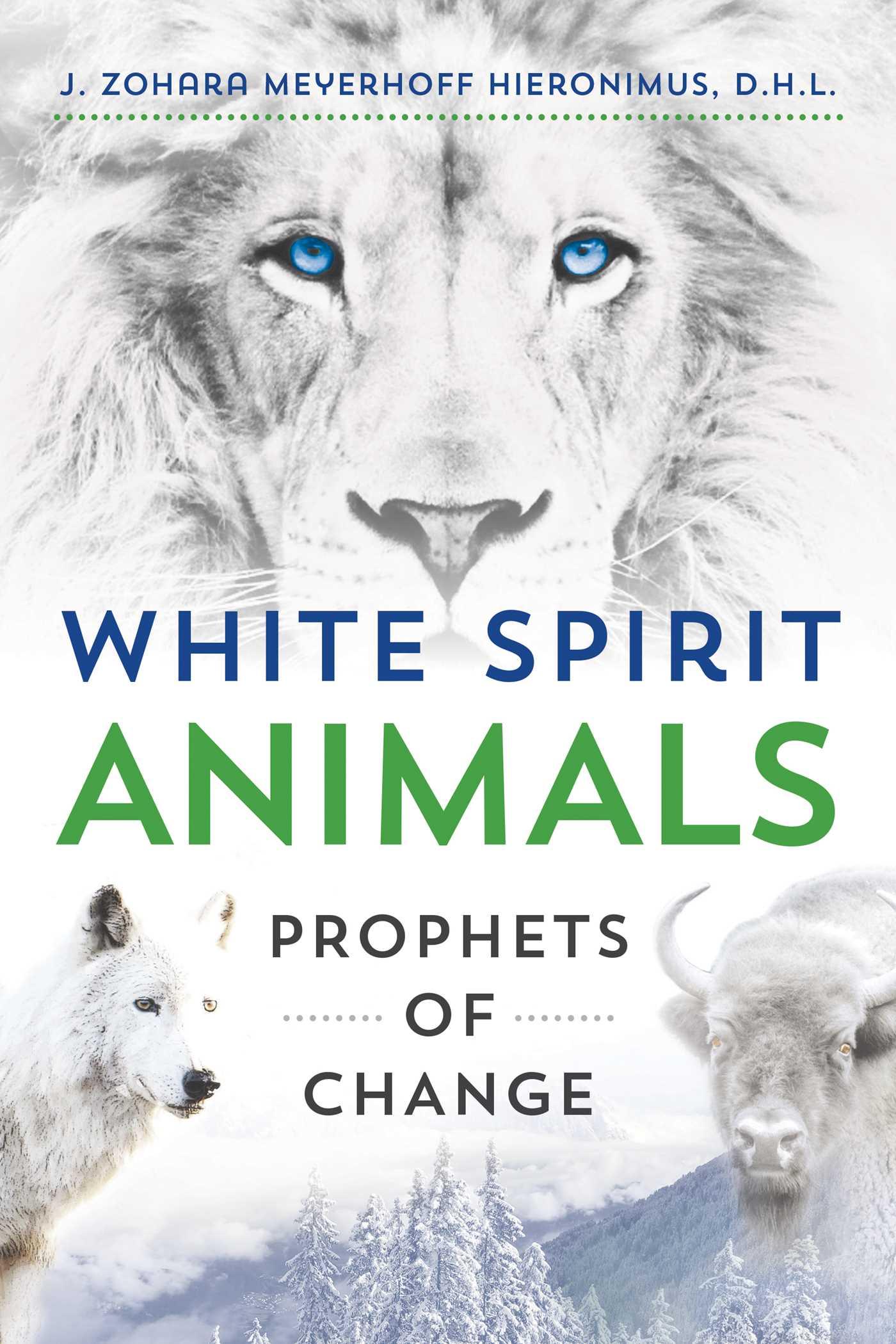 White spirit animals 9781591432470 hr