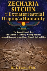 Zecharia sitchin and the extraterrestrial origins of humanity 9781591432555