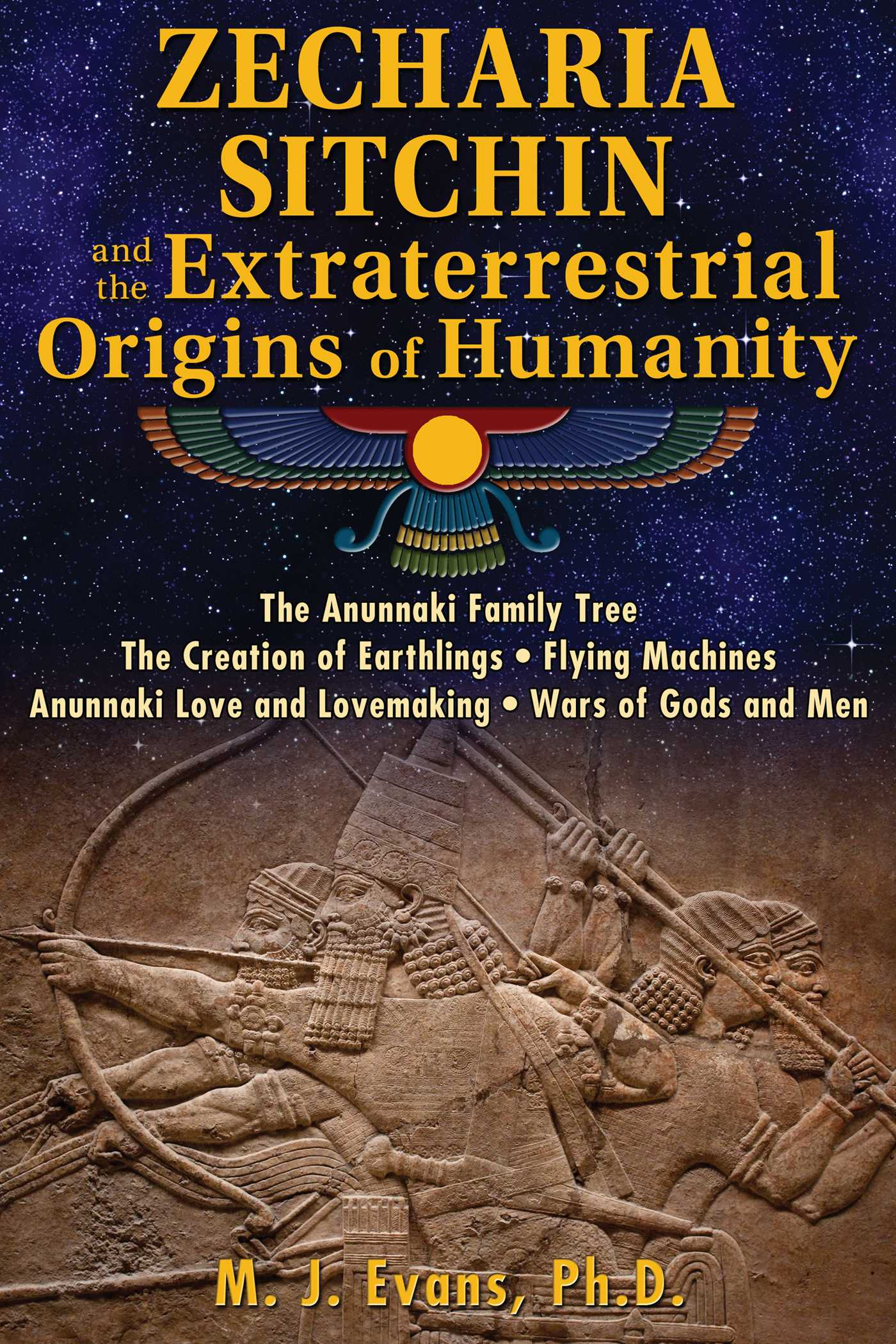 Zecharia sitchin and the extraterrestrial origins of humanity 9781591432555 hr