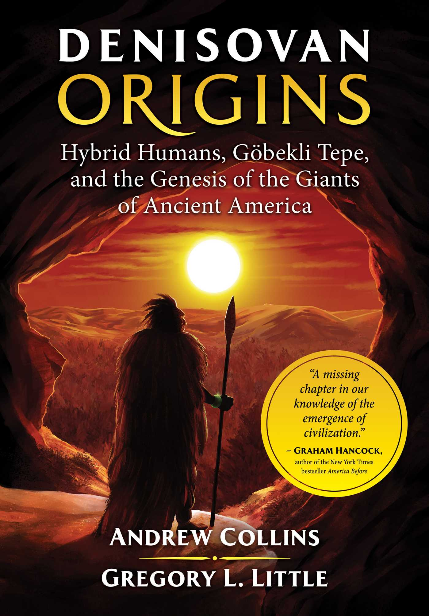 Book Cover Returns To Its Origins In >> Denisovan Origins Book By Andrew Collins Greg L Little