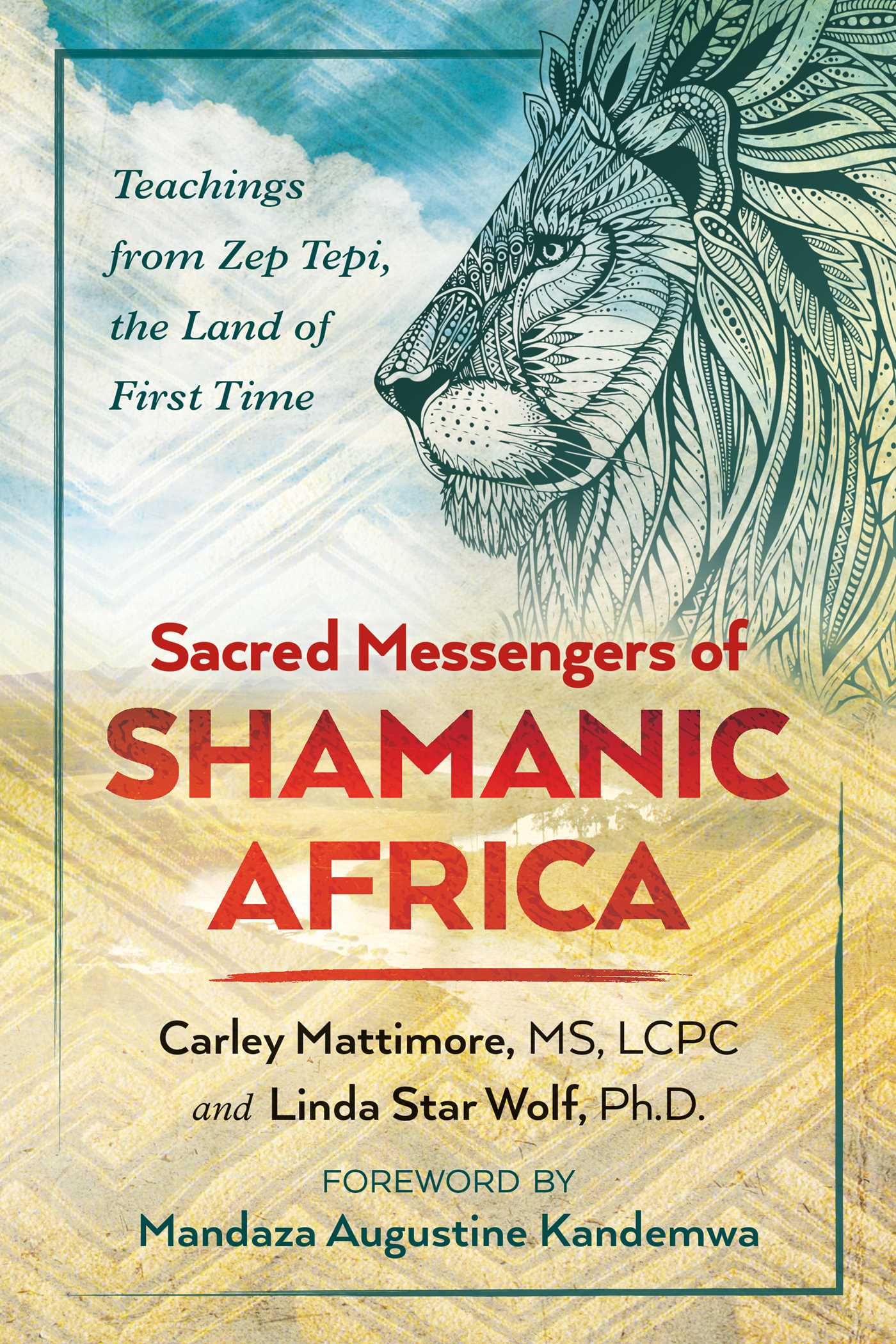 Sacred messengers of shamanic africa 9781591432913 hr