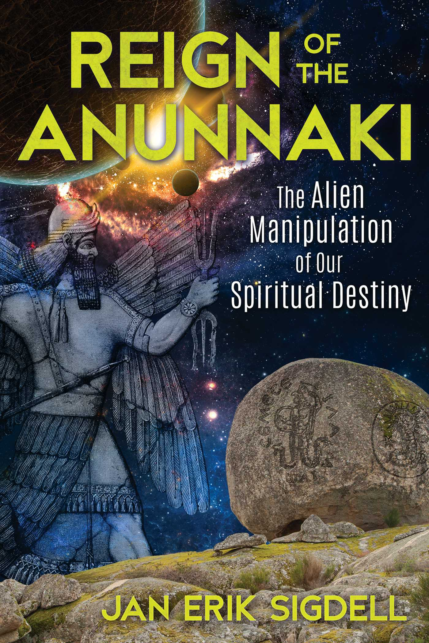 Reign of the anunnaki 9781591433040 hr