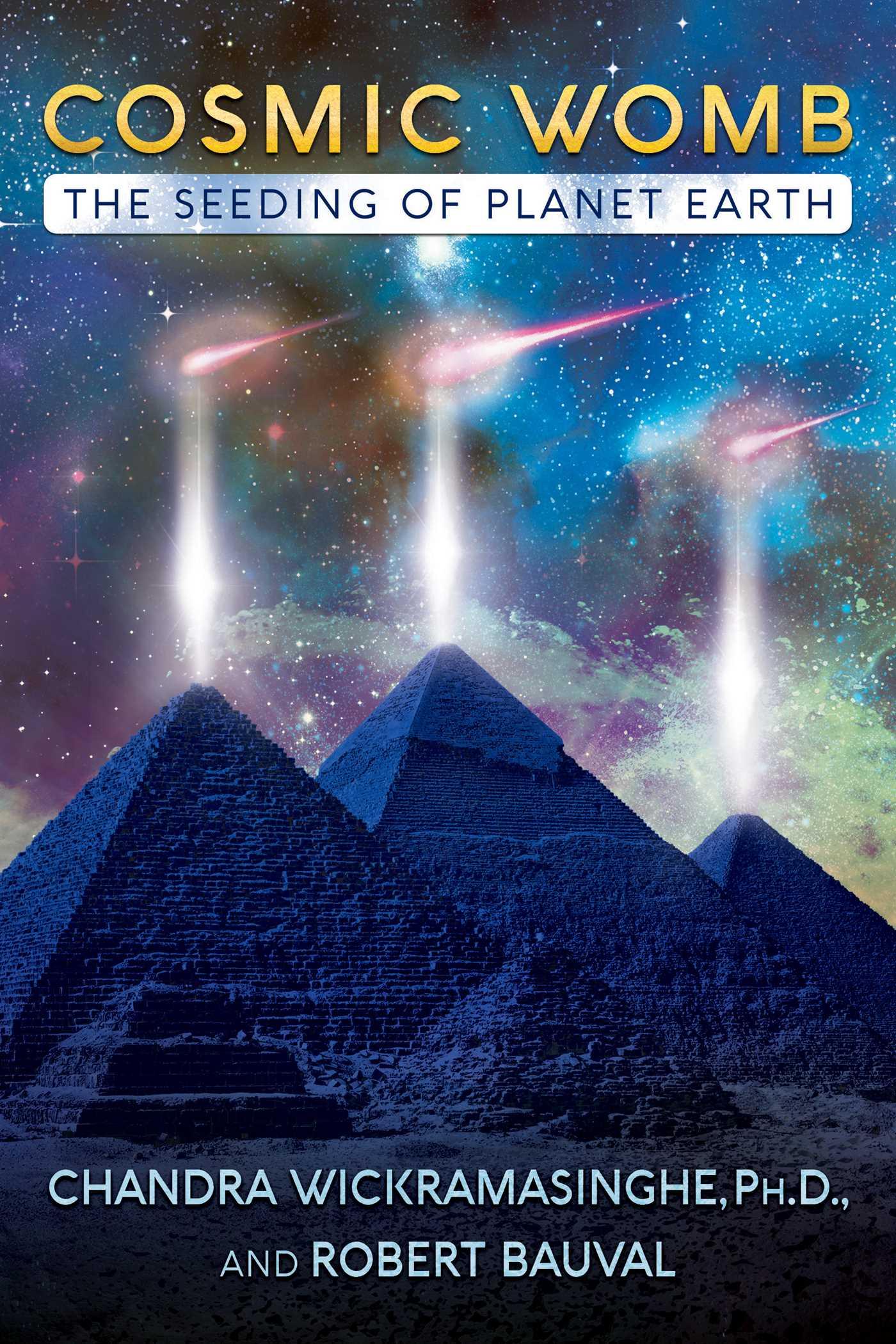 Cosmic womb 9781591433071 hr
