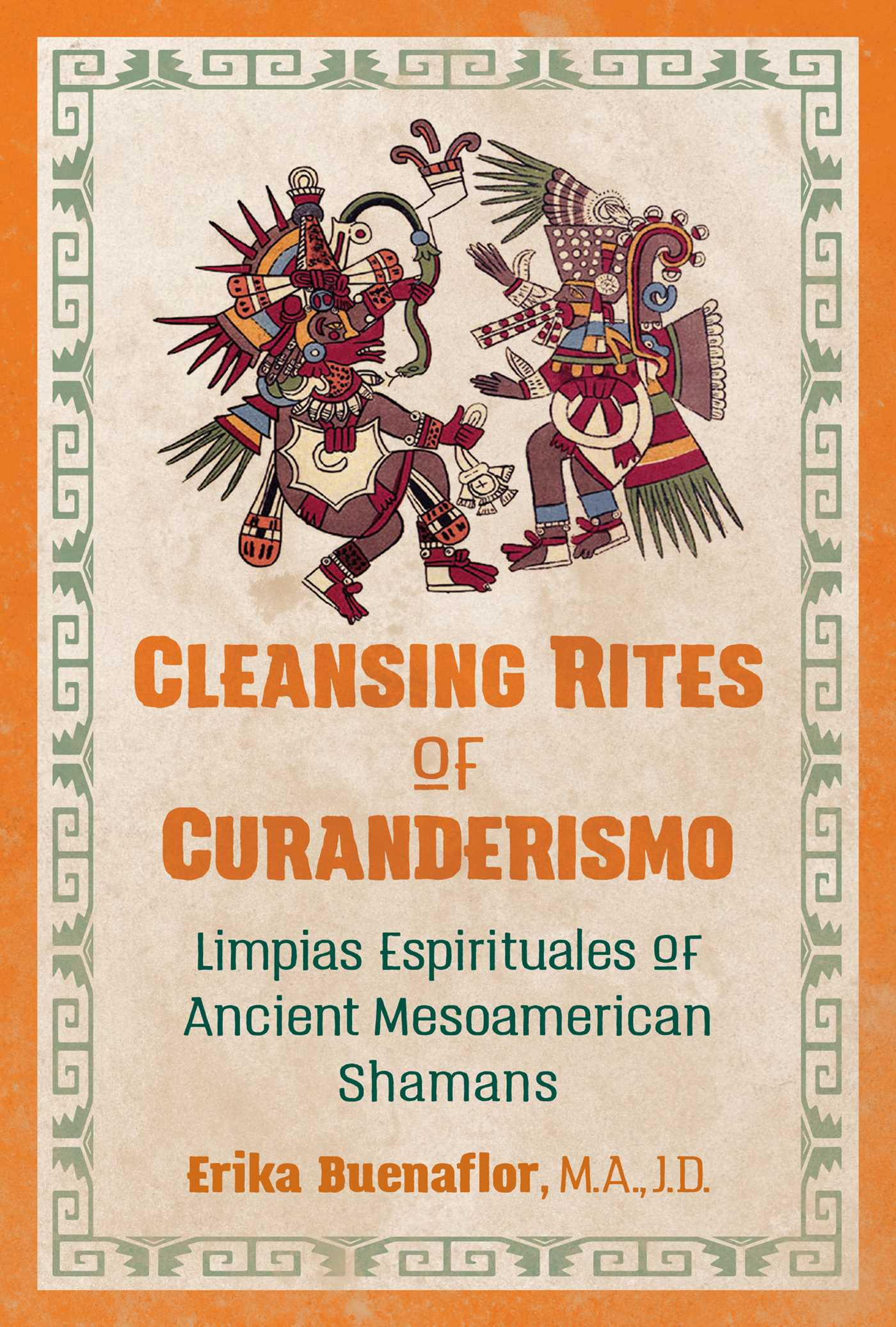 Cleansing rites of curanderismo 9781591433125 hr