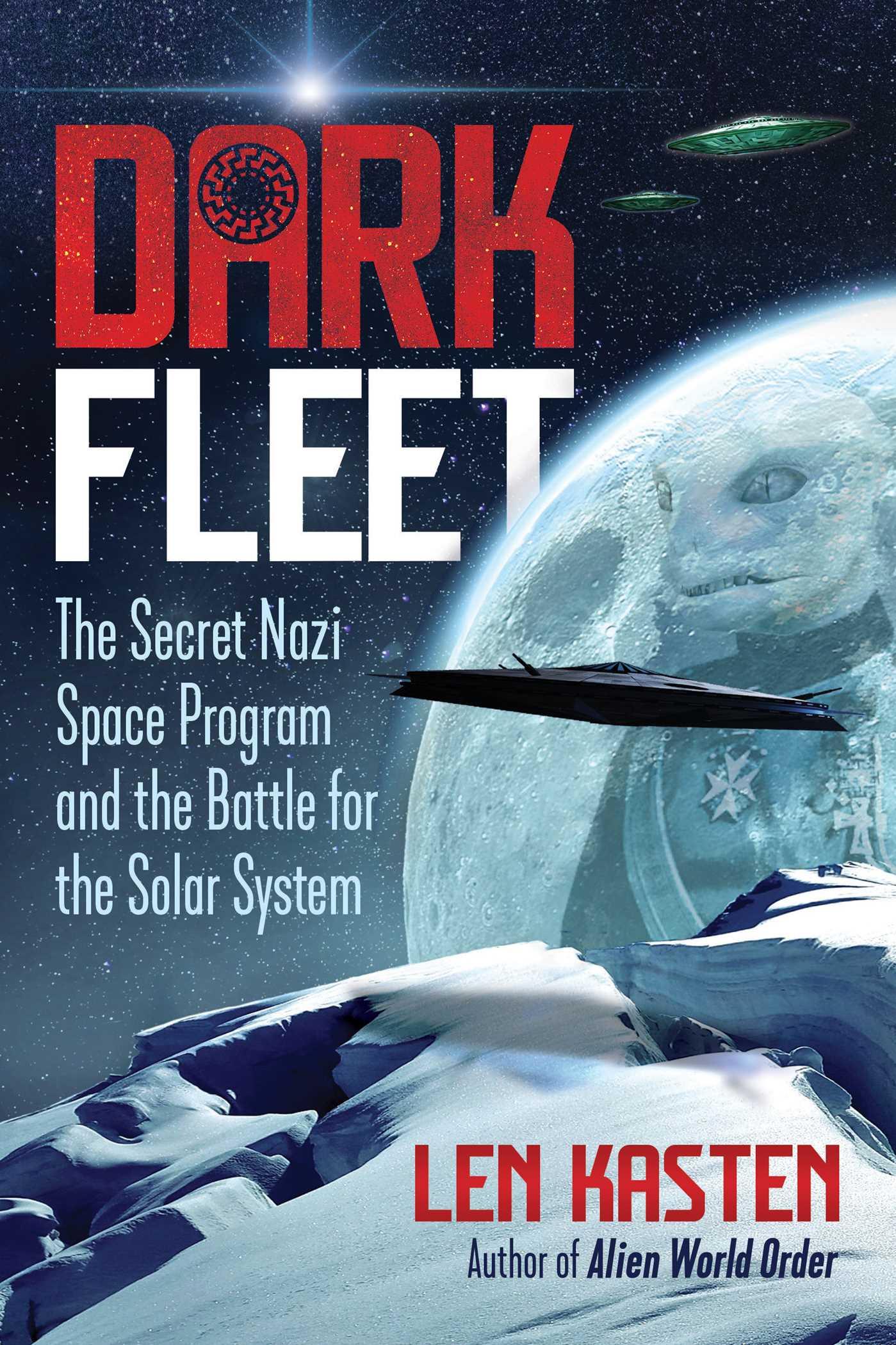 Dark Fleet Book By Len Kasten Official Publisher Page