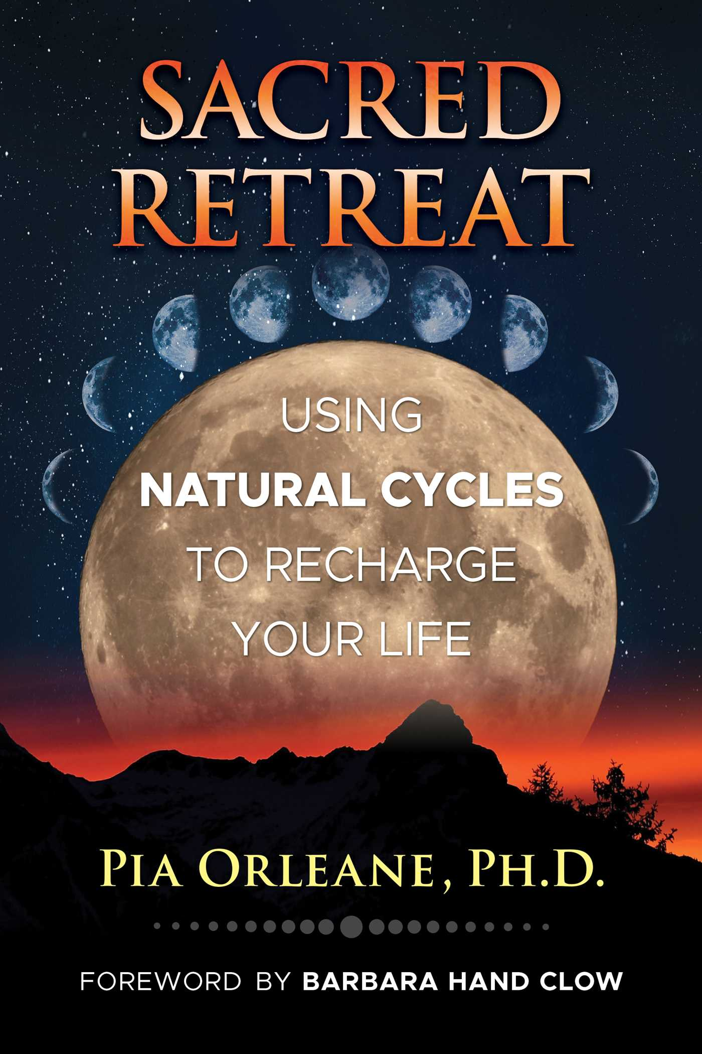Sacred retreat 9781591437918 hr