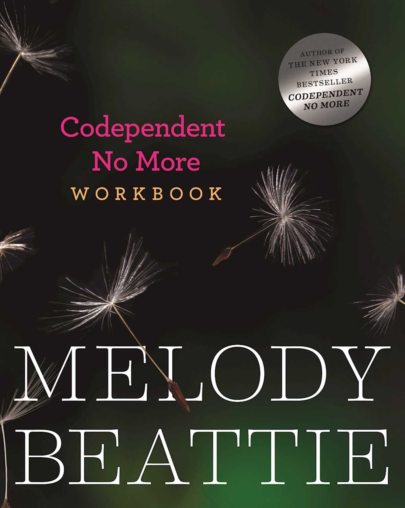 Book Cover Image (jpg): Codependent No More Workbook